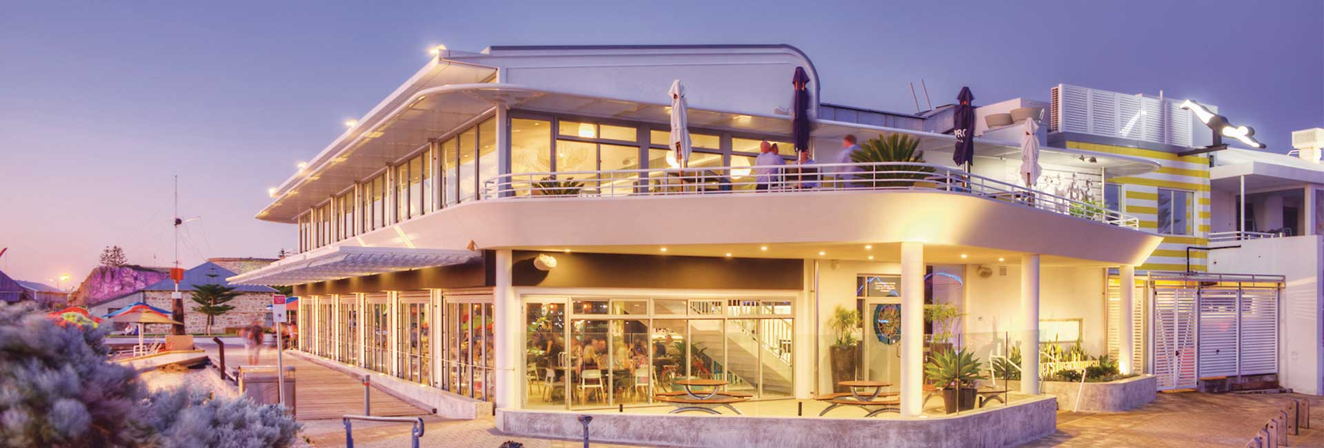Bathers Beach House - Fremantle Restaurant and Bar